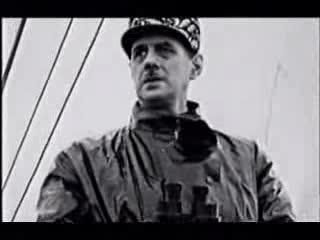 Charles de Gaulle - Leader of the Free French