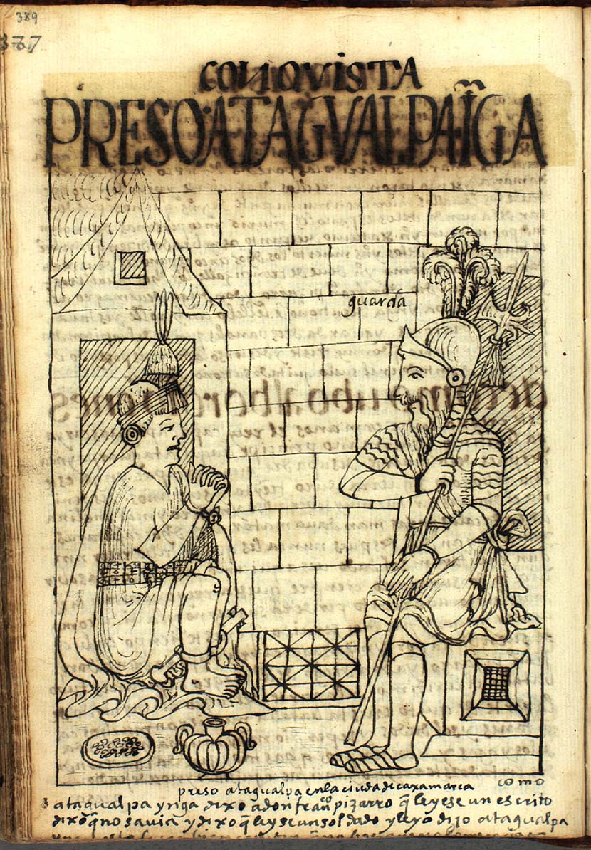 the life and work of guaman poma Felipe guaman poma de ayala was an ethnic andean, deeply inspired by the injustice of the colonial regime, he wrote a massive manuscript in 1615 about the history of the inca empire to the king of spain.