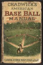 Chadwick's American Baseball Manual