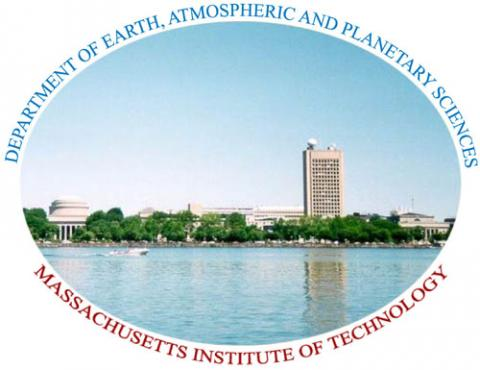 MIT logo used by Institute of Technology, Department of Earth, Atmospheric and Planetary Sciences