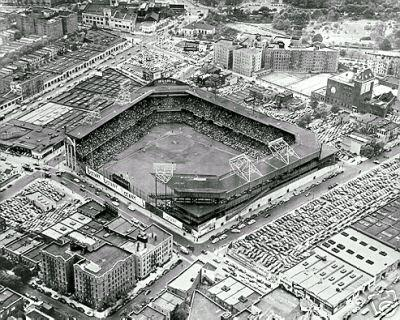 Aerial View of Ebbets Field American History Awesome Radio - Narrated Stories Famous People History Social Studies Sports Visual Arts
