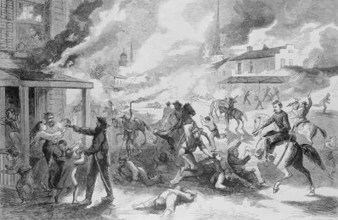 ATROCITIES in MISSOURI (Illustration) American History Awesome Radio - Narrated Stories Biographies Civil Rights Famous People Film Geography Government Nineteenth Century Life Legends and Legendary People Crimes and Criminals
