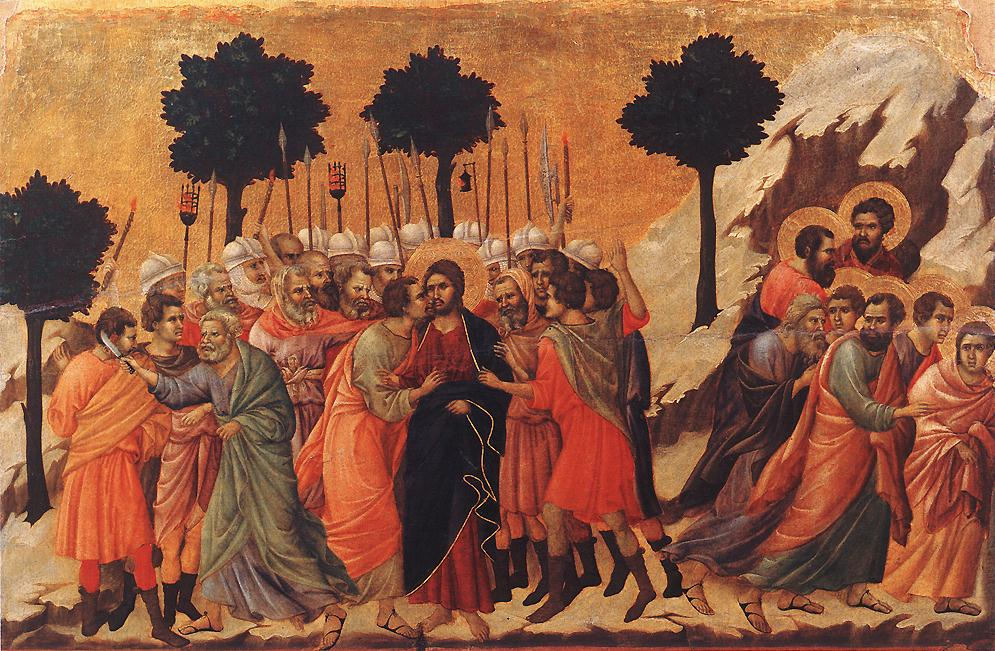 christ in the garden of gethsemane. The Betrayal Of Christ In Garden Gethsemane