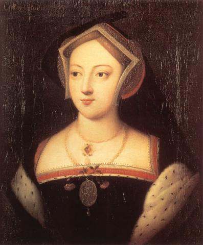 Mary Boleyn (Illustration) Medieval Times World History Social Studies Famous People Visual Arts Biographies