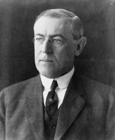 Woodrow Wilson American History Law and Politics American Presidents