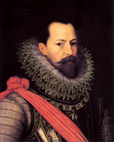 Alexander Farnese - The Duke of Parma Legends and Legendary People Social Studies World History Visual Arts