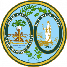 The Great Seal of the State of South Carolina