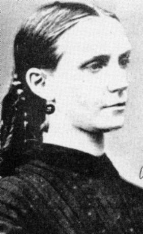 Anna Surratt - Daughter of Mary Surratt Nineteenth Century Life Civil Wars Social Studies Trials