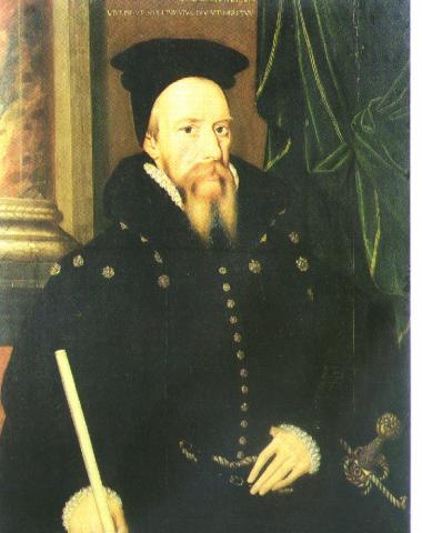 William Cecil - Elizabeth's Most Trusted Friend and Advisor Government Social Studies World History Visual Arts