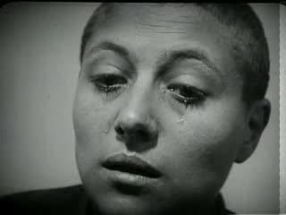 Passion of Joan of Arc - Maria Falconetti