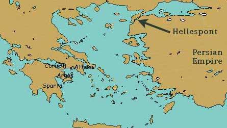 Strait of Dardanelles