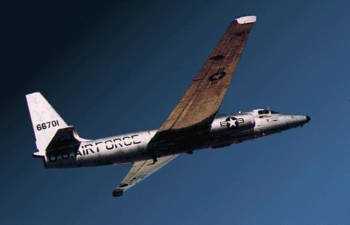 """a U-2 """"spy plane"""" - which"""