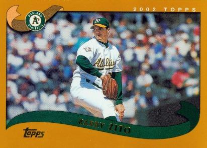 2002 Oakland A's Winning Streak http://www.awesomestories.com/assets/barry-zito-455